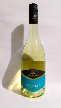 Vivasecco Perlwein trocken, Weingut Knobloch