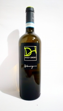 2018/19 Pinot grigio DOP 0,75 ltr. trocken