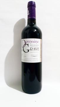 2014/16 Domaine la grave, Cabernet franc