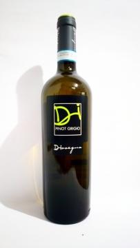 2018 Pinot grigio DOP 0,75 ltr. trocken