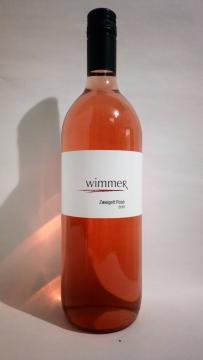 2019 Zweigelt rosé 1,0 ltr. Landwein trocken