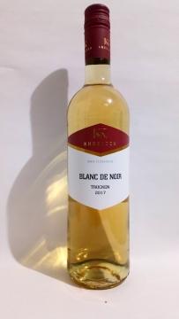 2018/19 Blanc de Noir Q.b.A. trocken, Weingut Knobloch